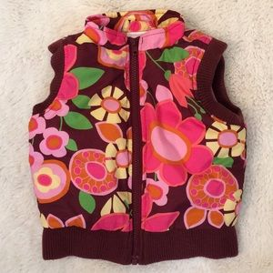 Hanna Andersson Size 90 Puffer Vest